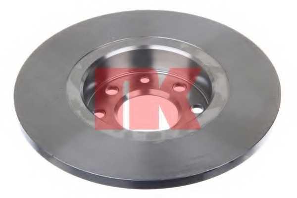 Тормозной диск NK 204823 - изображение