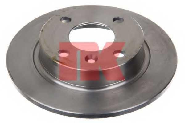 Тормозной диск NK 204824 - изображение 1