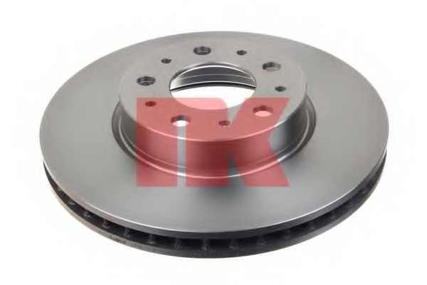 Тормозной диск NK 204831 - изображение 1