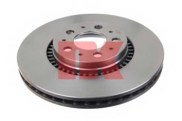Тормозной диск NK 204842 - изображение