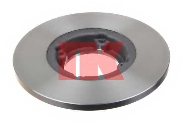 Тормозной диск NK 205001 - изображение 1