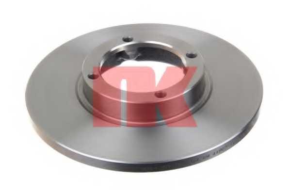 Тормозной диск NK 205001 - изображение