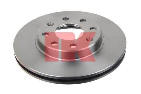 Тормозной диск NK 205008 - изображение 1
