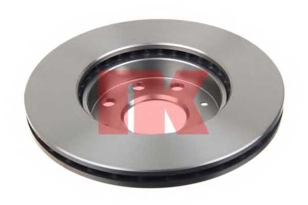 Тормозной диск NK 205008 - изображение
