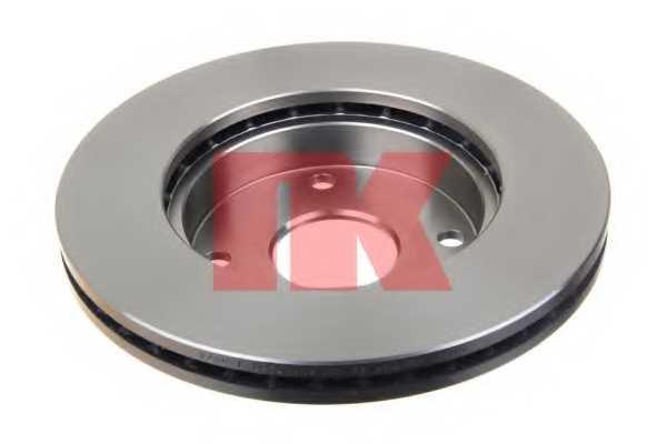 Тормозной диск NK 205009 - изображение 1