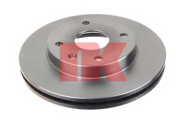 Тормозной диск NK 205009 - изображение