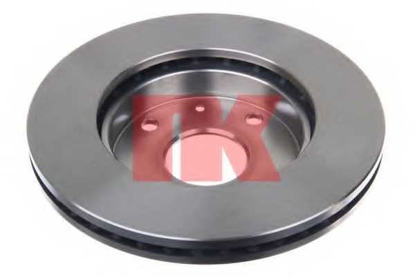 Тормозной диск NK 205010 - изображение 1