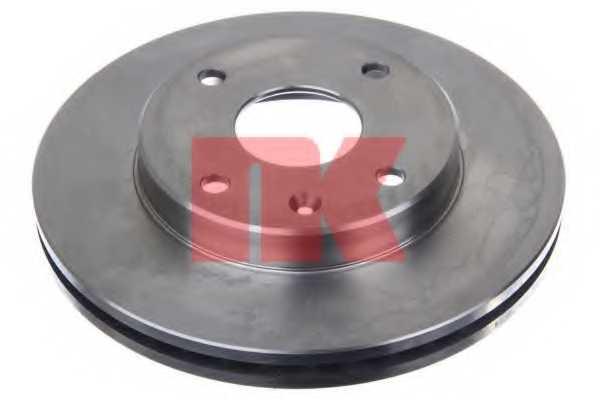 Тормозной диск NK 205010 - изображение