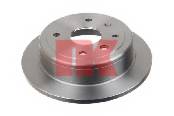 Тормозной диск NK 205011 - изображение 1