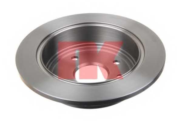 Тормозной диск NK 205011 - изображение