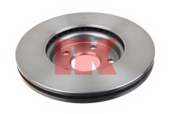 Тормозной диск NK 205013 - изображение 1