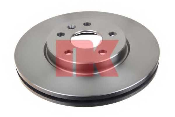 Тормозной диск NK 205013 - изображение