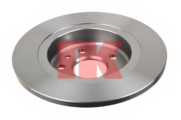 Тормозной диск NK 205014 - изображение 1