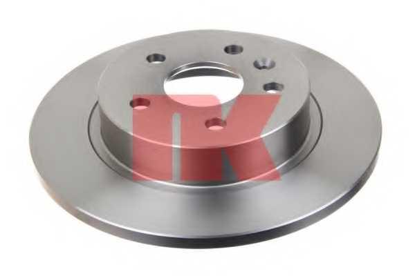 Тормозной диск NK 205014 - изображение