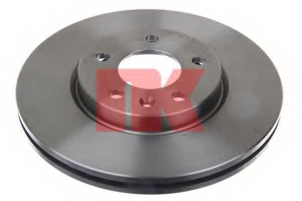 Тормозной диск NK 205015 - изображение