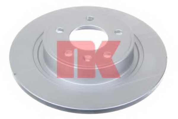 Тормозной диск NK 205016 - изображение