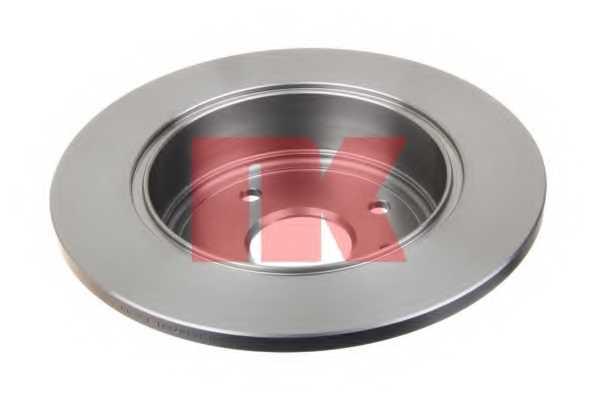 Тормозной диск NK 205017 - изображение
