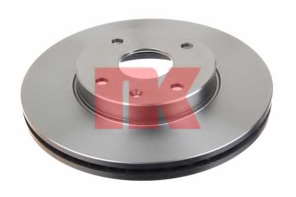 Тормозной диск NK 205018 - изображение 1