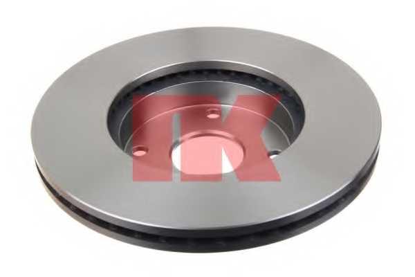 Тормозной диск NK 205018 - изображение