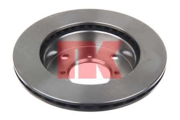 Тормозной диск NK 205205 - изображение 1