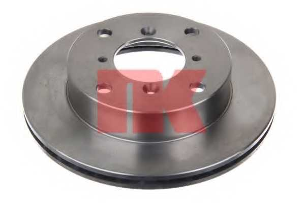 Тормозной диск NK 205205 - изображение