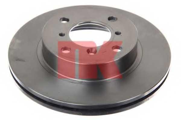Тормозной диск NK 205206 - изображение