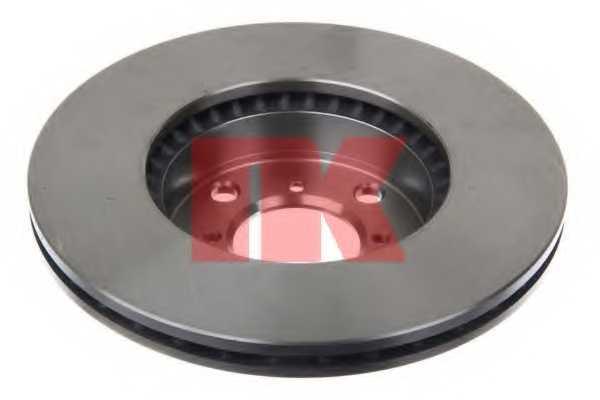 Тормозной диск NK 205208 - изображение 1
