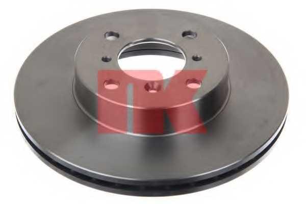 Тормозной диск NK 205208 - изображение