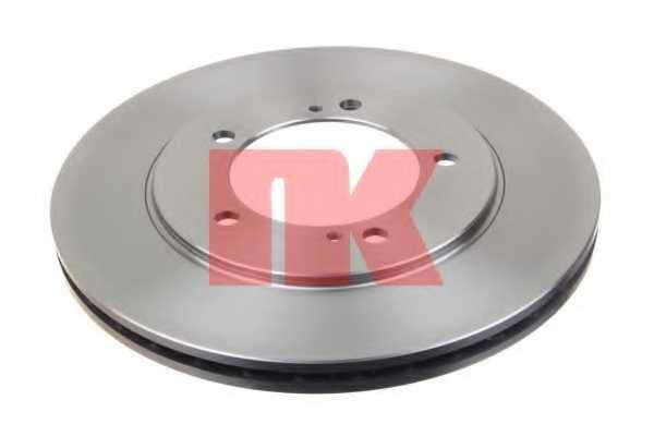 Тормозной диск NK 205210 - изображение 1