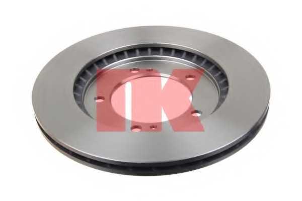 Тормозной диск NK 205210 - изображение