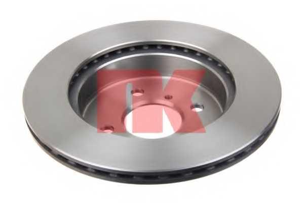 Тормозной диск NK 205211 - изображение 1