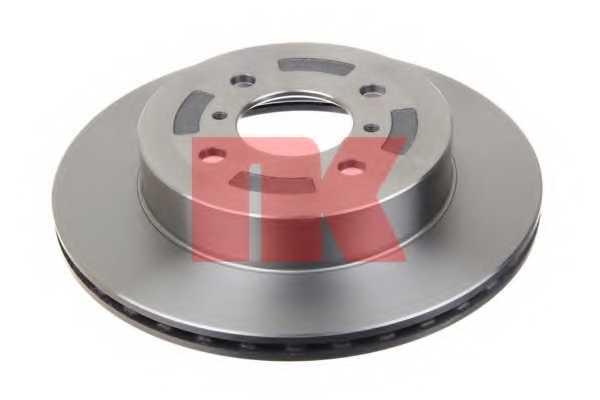 Тормозной диск NK 205211 - изображение