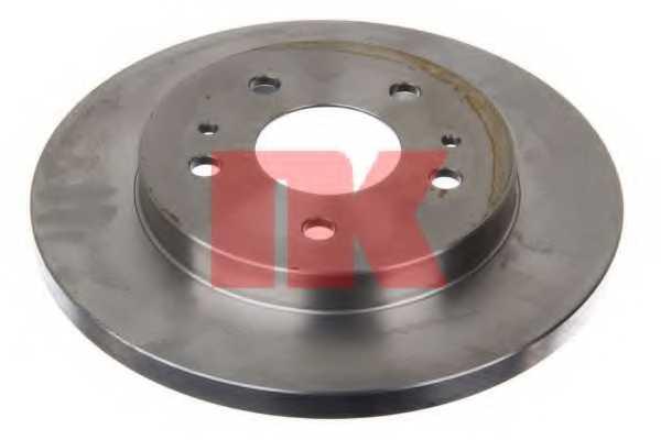 Тормозной диск NK 205212 - изображение 1