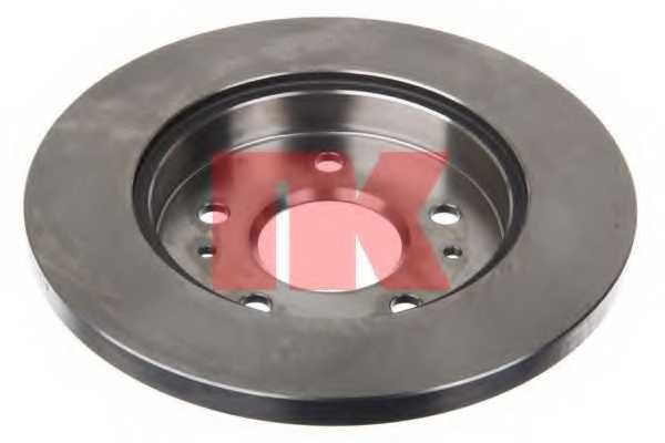 Тормозной диск NK 205212 - изображение
