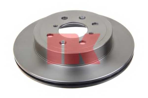 Тормозной диск NK 205213 - изображение 1