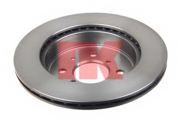 Тормозной диск NK 205213 - изображение