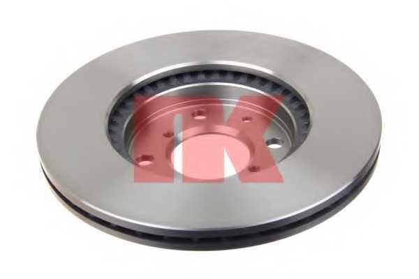 Тормозной диск NK 205214 - изображение 1
