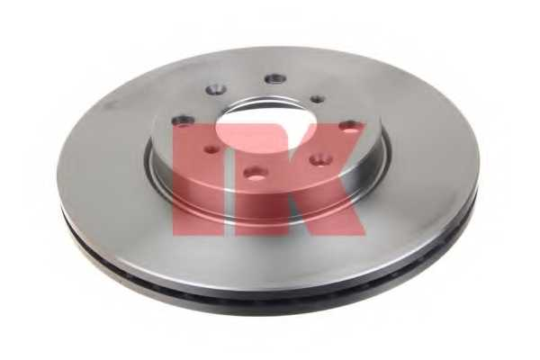 Тормозной диск NK 205214 - изображение