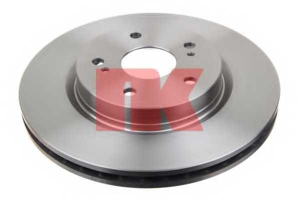 Тормозной диск NK 205216 - изображение 1