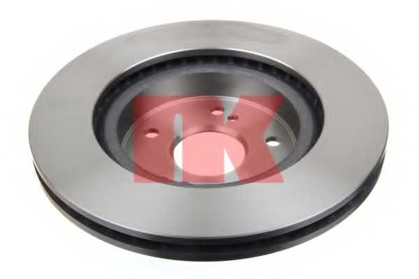 Тормозной диск NK 205216 - изображение