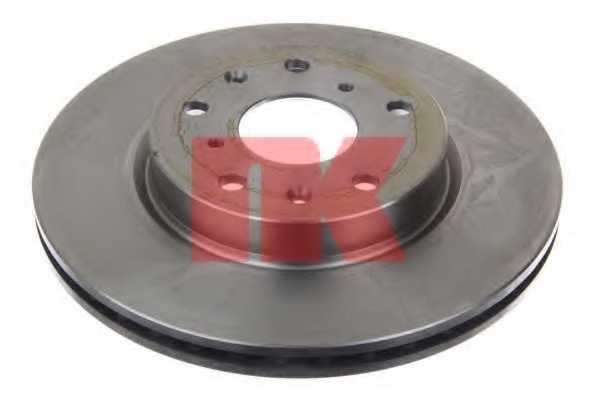 Тормозной диск NK 205218 - изображение 1