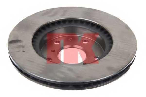 Тормозной диск NK 205218 - изображение