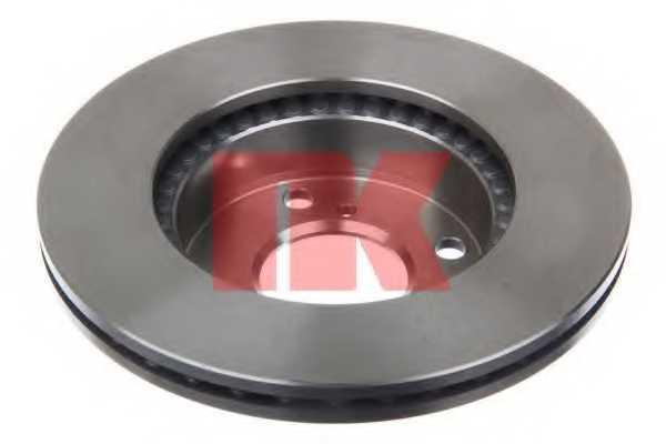 Тормозной диск NK 205220 - изображение 1