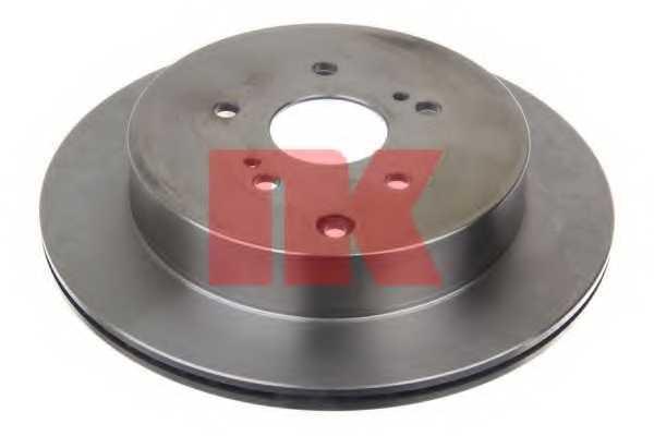 Тормозной диск NK 205221 - изображение 1