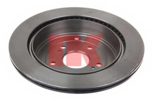 Тормозной диск NK 205221 - изображение