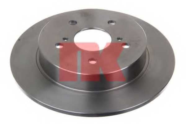 Тормозной диск NK 205222 - изображение 1