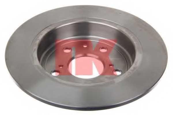 Тормозной диск NK 205223 - изображение 1