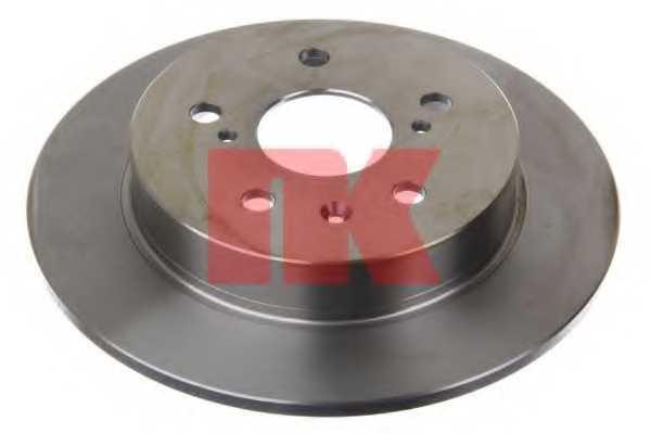 Тормозной диск NK 205223 - изображение