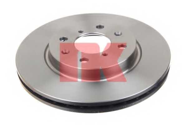 Тормозной диск NK 205224 - изображение 1