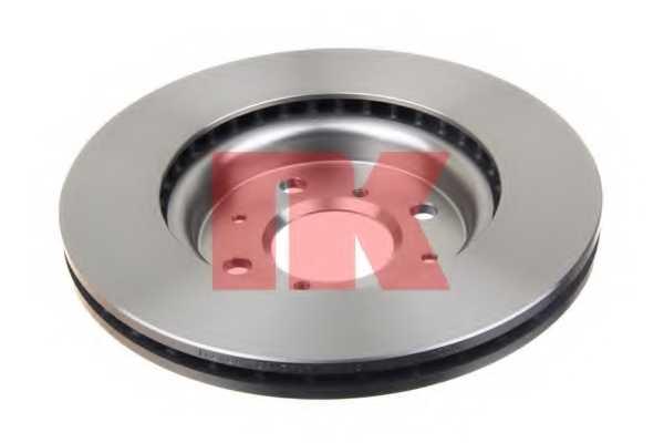 Тормозной диск NK 205224 - изображение